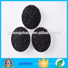 Activated charcoal featured by high decolorization