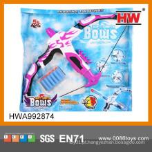 Novo produto plástico Kids EVA Soft Bullet Crossbow Brinquedos