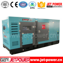 Generator Hersteller 500kVA Diesel Generator mit CUMMINS Motor 400kW