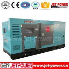 Производитель генератора генератор 500kVA Тепловозный с двигателем CUMMINS 400квт