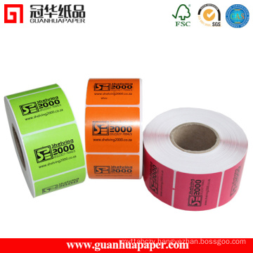 High Temperature Proof Accept Custom Order Heat Resistant Labels Stickers