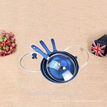 Juegos de utensilios de cocina antiadherentes