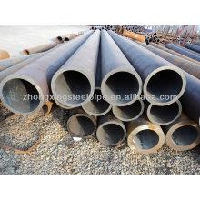 pipa de acero inconsútil de carbón Liaocheng marca carbono de tubo od grande transparente