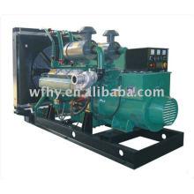Дизельный генератор мощностью 500 кВт работает от двигателя Wudong