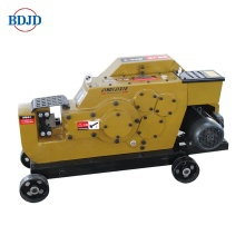 Steel Rebar Cutting Machine For Parallel Thread Machine
