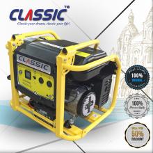 Generador de gasolina de largo plazo de CHINA CLÁSICA con certificado de CE, uso del hogar 6.5hp Generador de Gasolina Precio de Set