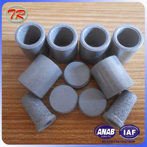 stainless steel sintered powder filter