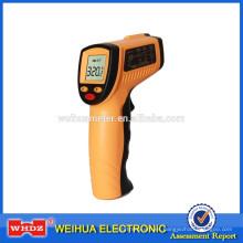 temperatura infrarroja más barata de la medida del termómetro WH320