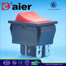Interruptor de balancim de pólo duplo T85