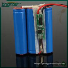 Pacotes de bateria de íon de lítio 24v