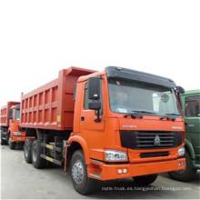 Camión volquete de China Brand Sinotruk HOWO 8X4