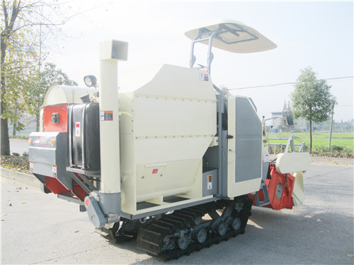 Small Rice Harvestor Machine