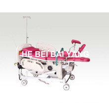 (A-165) Electric Gynaecology and Obstetrics Delivery Bed