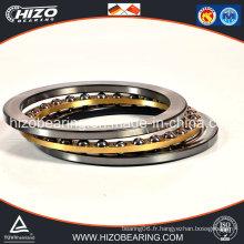 Roulements à billes de poussée d'utilisation de machine de haute précision (51212M)
