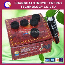 XingYue Indonesia coconut shell charcoal for shisha hot selling