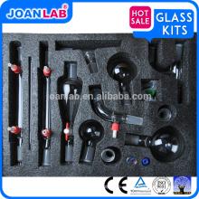 JOAN Kit de destilación de vidrio de laboratorio / kit de cristalería