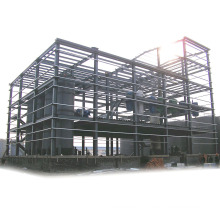 Customized Multi Floor And High Rise Steel Framed Buildings