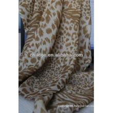 thin fashion print scarf shawl wool printed scarves