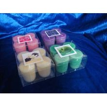 Tealight Candles Unscented Votive Candles