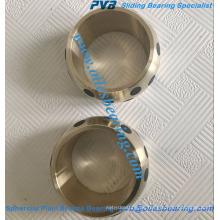 Soem-Qualität oiles spherical Gleitlager, radial kugelförmiges Bronzelager Soem dg04, selbstschmierender sphärischer Busch