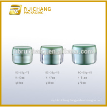 15g/30g/50g acrylic cream jar, round shape acrylic cream jar