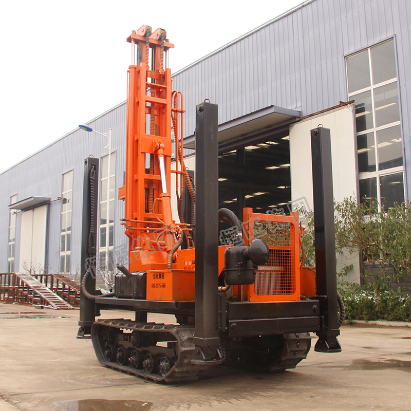 200m-Air-Compressor-Drilling-Rig-DTH-Water (2)