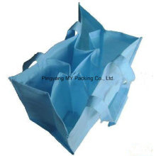 Experienced Easy Carry Wine Bottle Non Woven Bag for Promotion