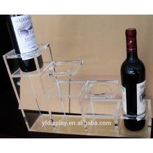 Hochwertige Acryl Weinhalter für Verkauf