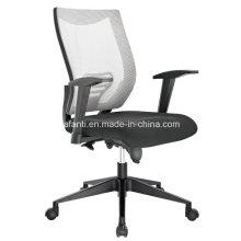 Cadeira ergonômica de cadeira de móveis giratória para escritório de malha de oficina (RFT-B877)