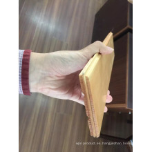Cedro rojo Suelo de madera interior Groove & Tongue Structure