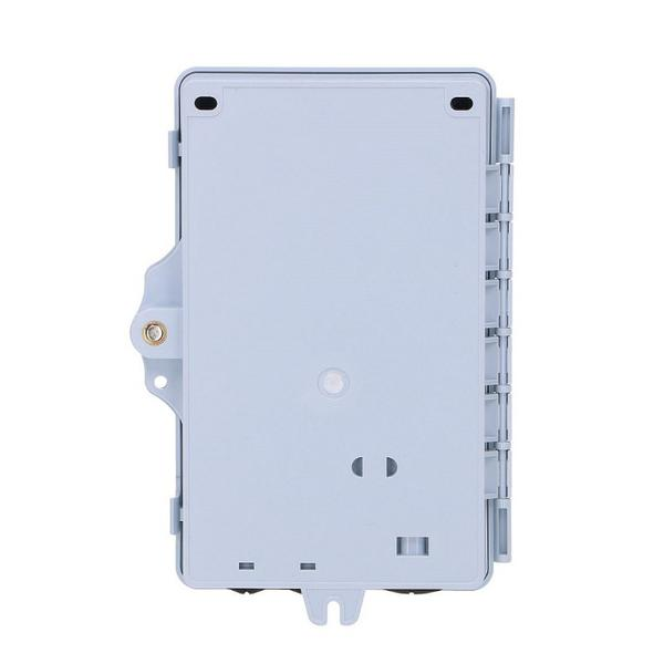 2 Core Wall Mount Fiber Optic Termination Boxes