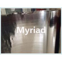 Doble lado de tejido de aluminio con PE fabricante de aislamiento