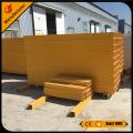 grp pultrusion profile fiberglass rectangular bar