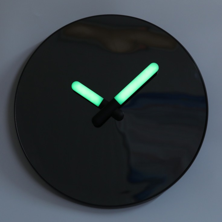 Clock Glow In The Dark