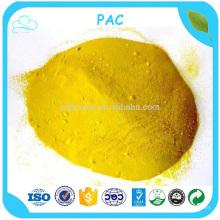 Código HS 3824909990 Cloreto de polialumínio para remoção de óleo flutuante