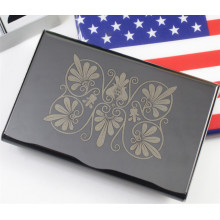 New Name Card Holder, Titanium Business Card Holder