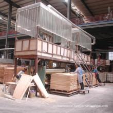 Low Price Wood veneer glue spreader machine