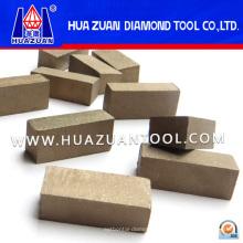Ferramentas de corte de diamante segmento de sanduíche, corte de mármore (hz392)