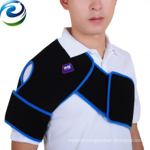 OEM ODM Available Clinic Use Prevent Inflammation Cooling Gel Shoulder Pad
