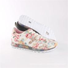 Femmes Chaussures Mode Confort Confort Chaussures avec semelle extérieure transparente (SNC-64030)