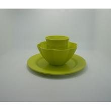 (BC-CS1061) Série de combinação de mesa de fibra de bambu Eco para crianças