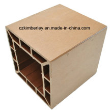 Environmentally Friendly WPC Post From China