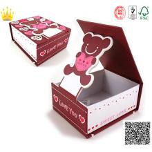 Жесткая подарочная коробка высокого качества под заказ