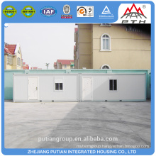 PTJ-8x20J steel prefab container house