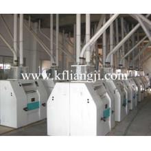Equipos de molienda de harina de maíz / Maquinaria de procesamiento de harina de trigo