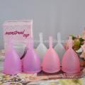 менструальная чаша медицинского силикона силиконовая менструальная чаша для женщин