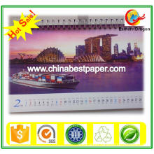 Dragon Brand-C1s Ivory Board Paper for Making Calendar