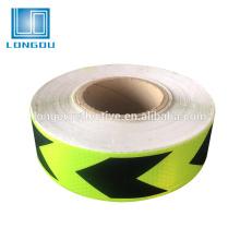 cinta reflectante del borde de la rueda del neumático de la motocicleta de alta intensidad