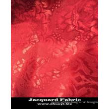 2cm jacquard embossed 100% polyester microfiber fabric