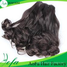 7A Grade Natural Wave Virgin Hair Remy Human Hair Weft